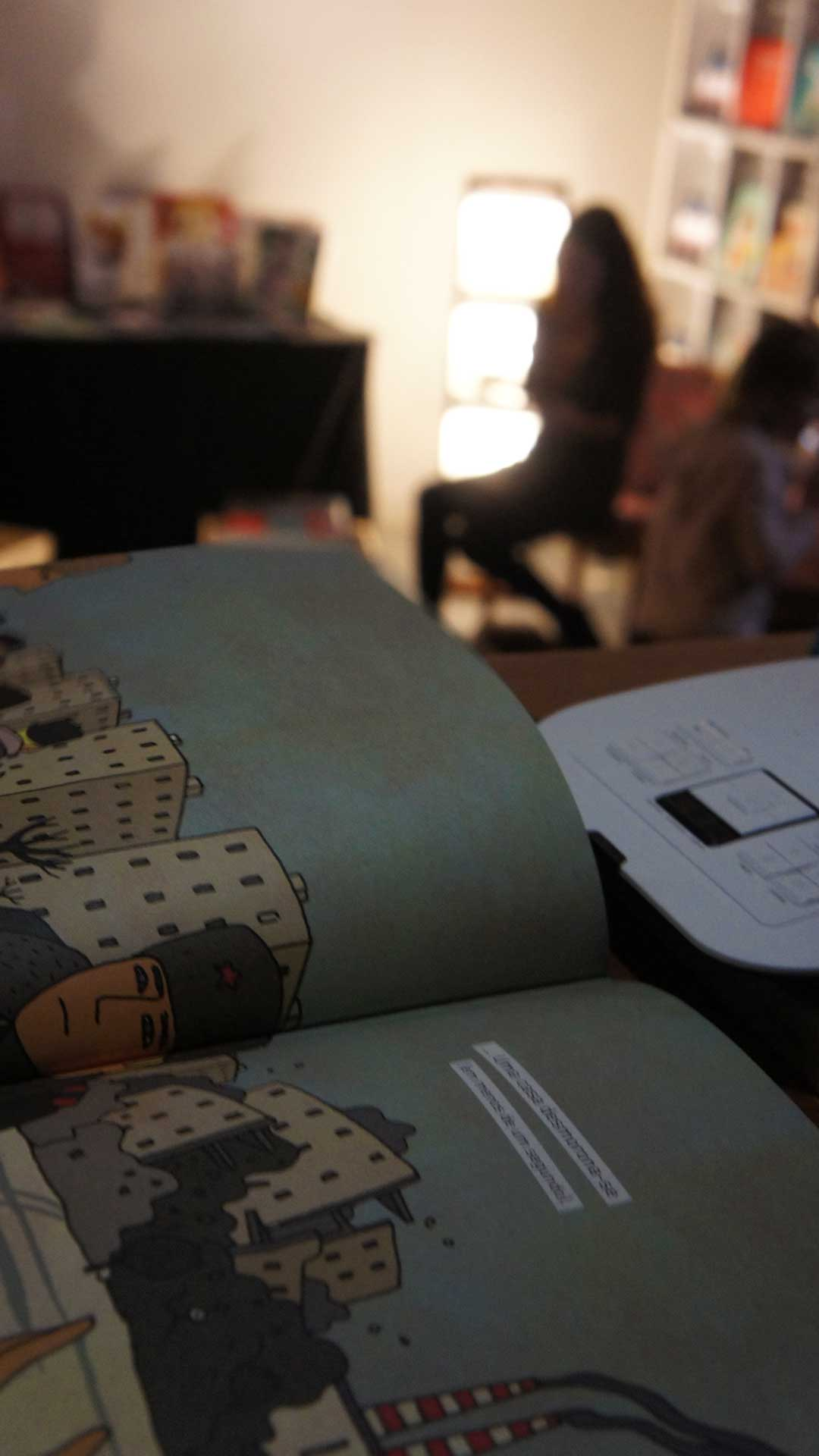 photo nuit de la lecture