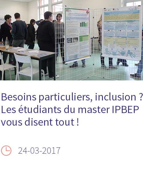 Actualité IPBEP