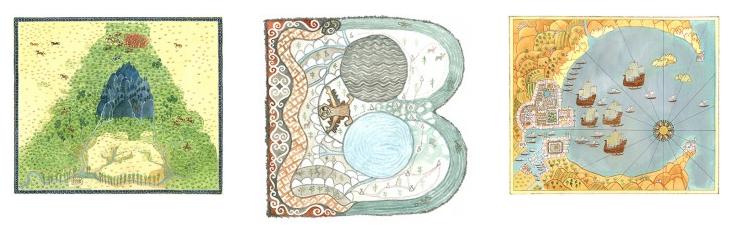 image cartes d'Orbae