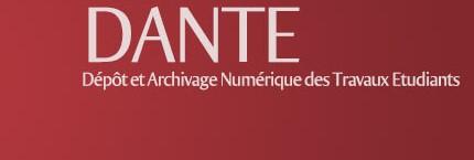 Logo de la pateforme Dante