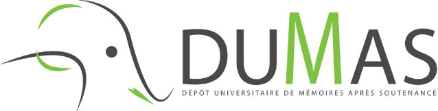 Logo de la plateforme Dumas