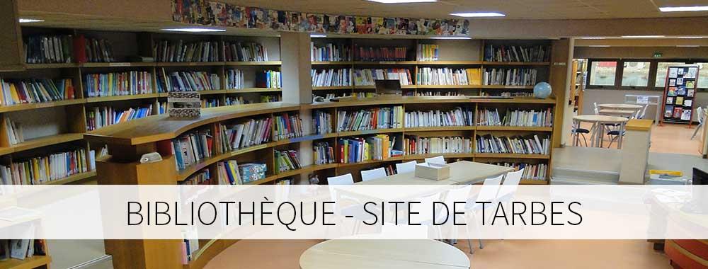 Bibliothèque site de Tarbes