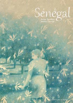 """page de couverture de l'ouvrage """"Sénégal"""""""