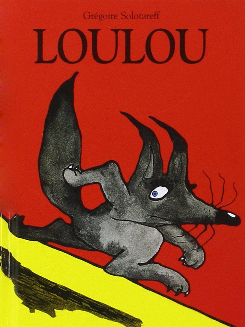 page de couverture de Loulou